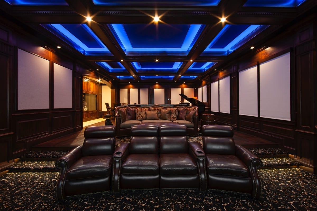 Why engage the Erskine Group, Inc.. for your home theater or home automation project?
